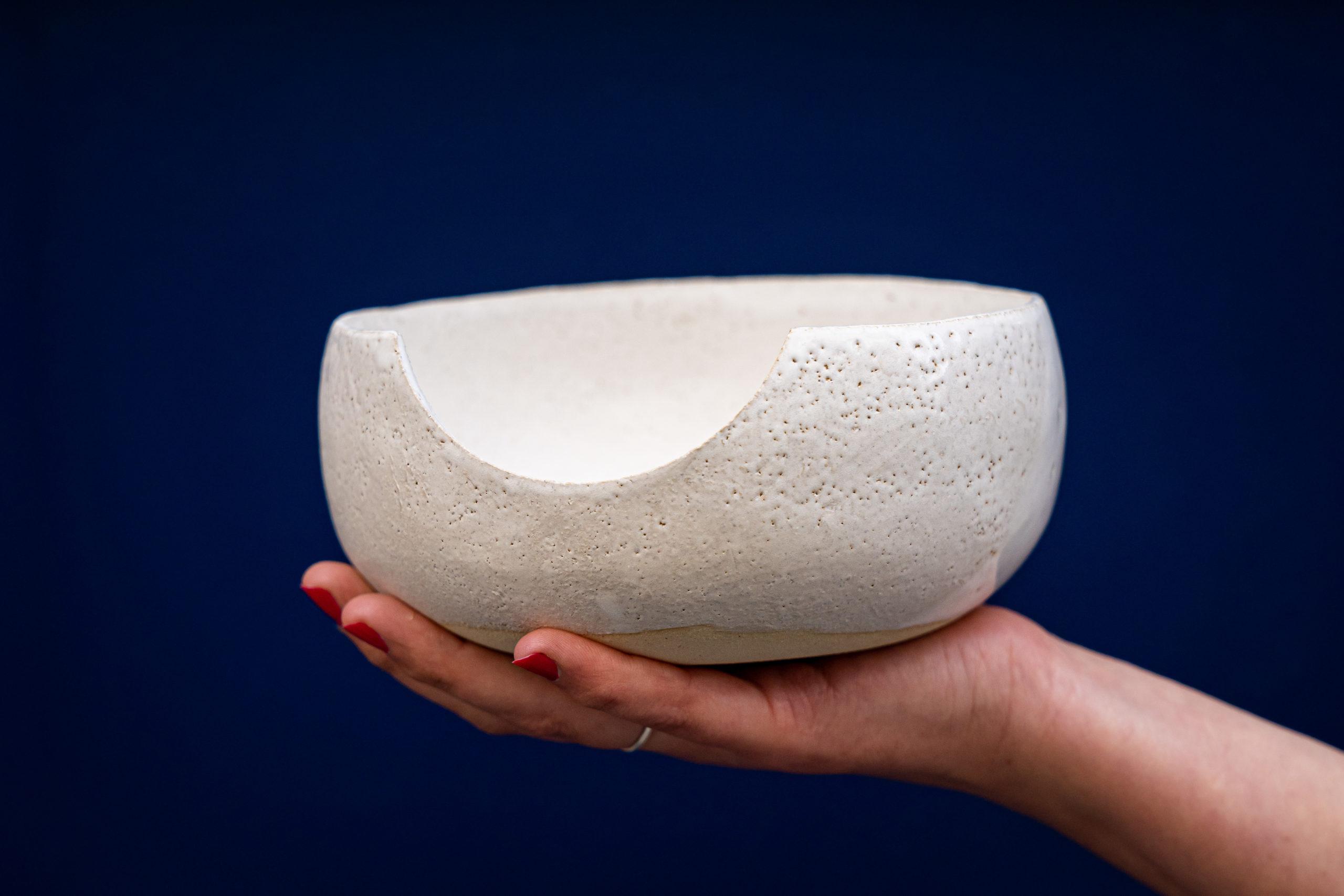 """bol ceramique """"Fragments"""""""